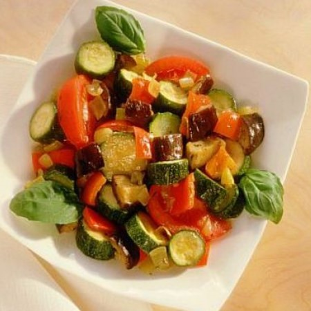 Easy French Ratatouille
